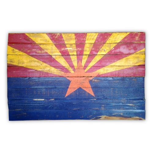 Arizona State Flag Hd